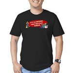 All My Concubines Men's Fitted T-Shirt (dark)