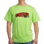 All My Concubines Green T-Shirt