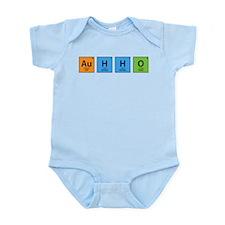 Au H2 O (Goldwater) Infant Bodysuit