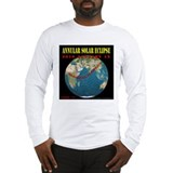 2010 Annular Solar Eclipse Long Sleeve T-Shirt