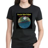 2012 Annular Solar Eclipse Tee