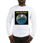 2012 Annular Solar Eclipse Long Sleeve T-Shirt