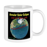 2012 Annular Solar Eclipse Mug