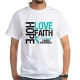 Cervical Cancer FAITH Shirt