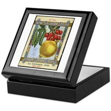 Sow Salzer's Seeds Keepsake Box