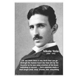 Nikola Tesla: Thrill of Inventor / Creation