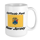 Cliffside Park New Jersey Mug