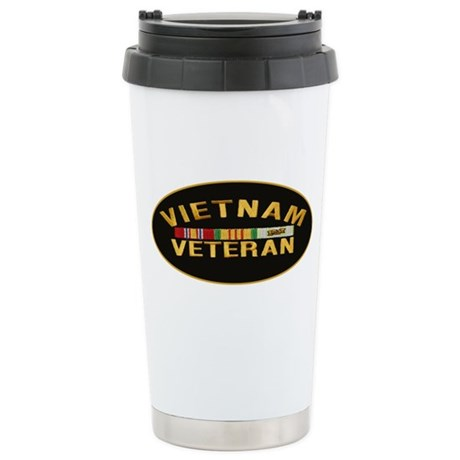 Vietnam Veteran Ceramic Travel Mug