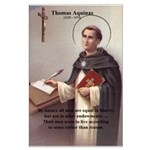 Thomas Aquinas: Men Equal in Liberty Sense Reason