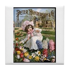 Peter Henderson 1901 Tile Coaster
