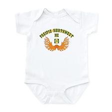 PNW-542-MC Infant Bodysuit