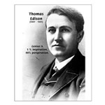 Thomas Edison: Hard Work of Genius Small Print