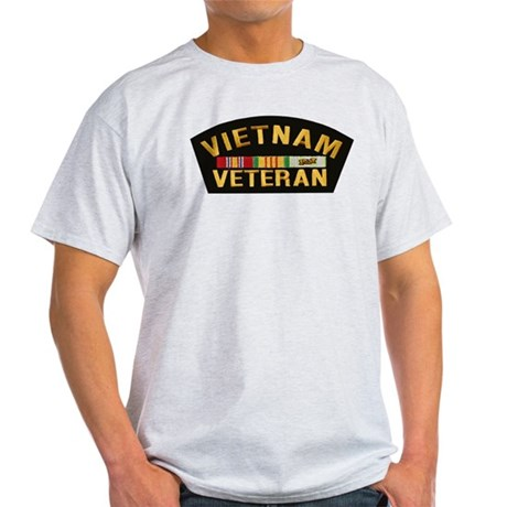 Vietnam Veteran Light T-Shirt