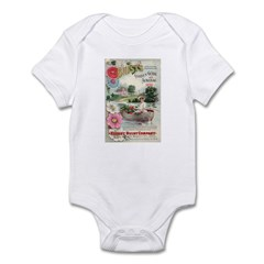 Robert Buist 1898 Infant Bodysuit