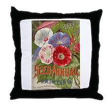 D.M. Ferry & Co. Throw Pillow