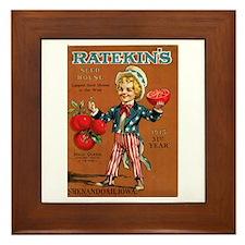 Ratekins Framed Tile