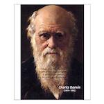 Scientist Charles Darwin: Principle of Evolution