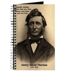 Henry David Thoreau Journal