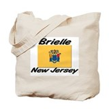 Brielle New Jersey Tote Bag