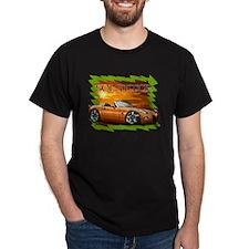 Burnt Orange Solstice T-Shirt