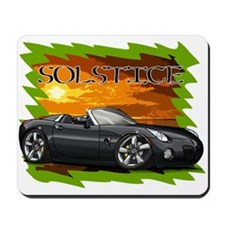 Black Solstice Convt Mousepad