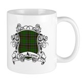 MacAlpine Tartan Shield Small Mug
