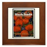 Stark Seeds Framed Tile