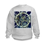 Cogs and Gears Kids Sweatshirt