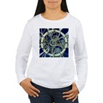 Cogs and Gears Women's Long Sleeve T-Shirt