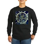 Cogs and Gears Long Sleeve Dark T-Shirt