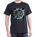 Cogs and Gears Dark T-Shirt