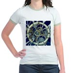 Cogs and Gears Jr. Ringer T-Shirt