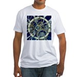 Cogs and Gears Fitted T-Shirt