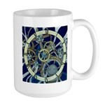 Cogs and Gears Large Mug
