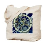 Cogs and Gears Tote Bag