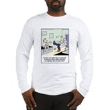 Cantaloupe keeps Doc Away Long Sleeve T-Shirt