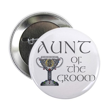Celtic Aunt of Groom 2.25&amp;quot; Button