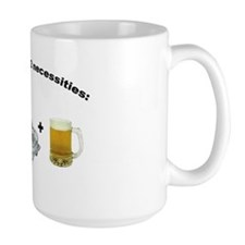 Pontoon Boat & Beer Coffee Mug