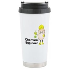 Chemical Eggineer Ceramic Travel Mug