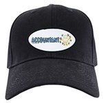 Accountant Black Cap
