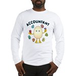 Accountant Long Sleeve T-Shirt