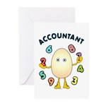 Accountant Greeting Cards (Pk of 20)