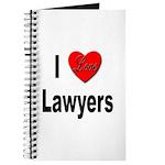 I Love Lawyers Journal