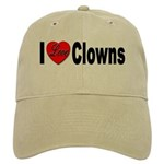 I Love Clowns Cap