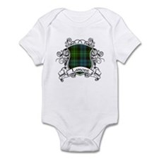 Lamont Tartan Shield Infant Bodysuit