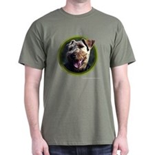 Welsh Terrier Art T-Shirt