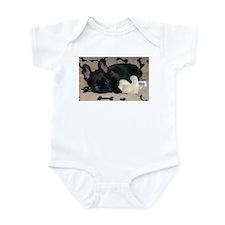Frenchie Infant Bodysuit