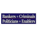 Bankers=Criminals