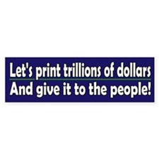 Give Trillions to the People