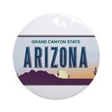 Arizona Ornament (Round)